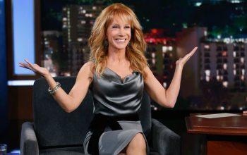 Kathy Griffin, Jimmy Kimmel Live