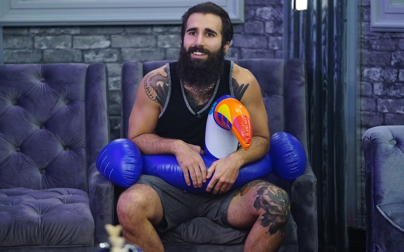 Paul Abrahamian, Big Brother 19, BB19