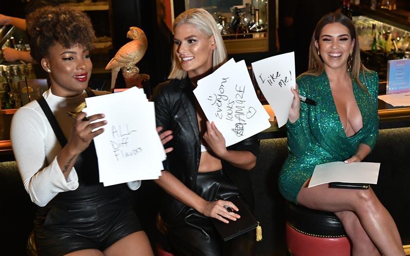 WAGS Miami, Hencha Voigt, Kayla Cox, Darnell Nicole