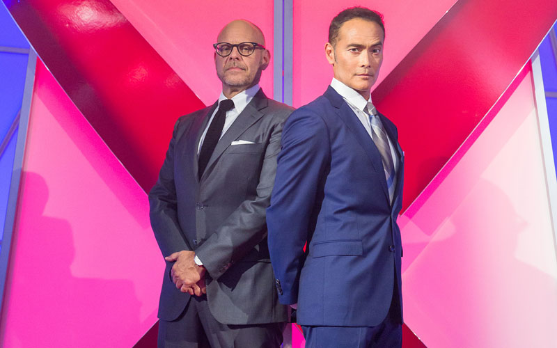 What Does The Chairman Say On Iron Chef