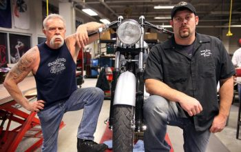 American Chopper, Paul Tetul Sr, Paul Tetul Jr