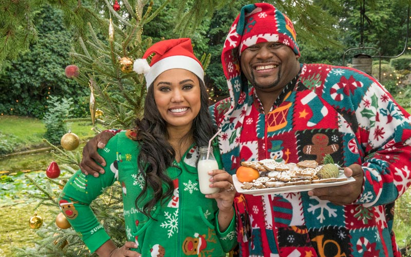 "Ayesha Curry, Anthony ""Spice"" Adams, The Great American Baking Show"