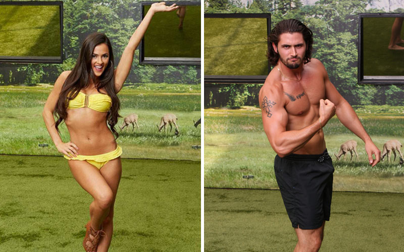 The Challenge, Big Brother 18, Natalie Negrotti, Victor Arroyo