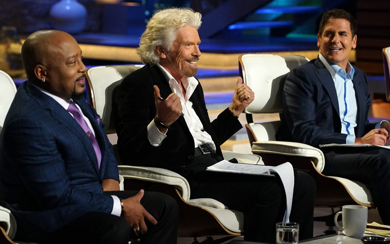 Shark Tanks New Set And Five Other Terrific Changes Reality Blurred