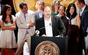 Harvey Weinstein, Project Runway, Peabody Award