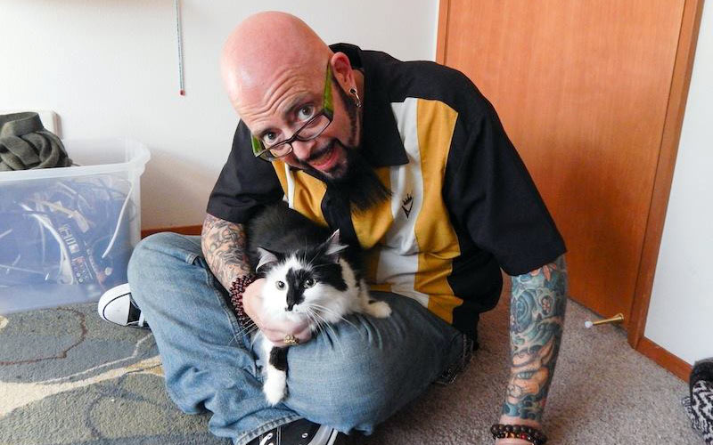 Jackson Galaxy, My Cat from Hell, Cat vs. Dog