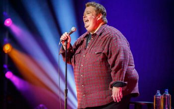 Ralphie May, Last Comic Standing's first runner-up, has died