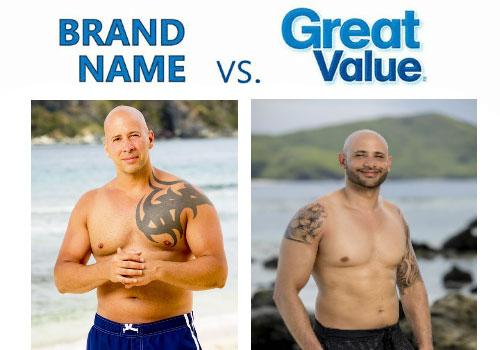 Survivor, Tony, Joe, Great Value
