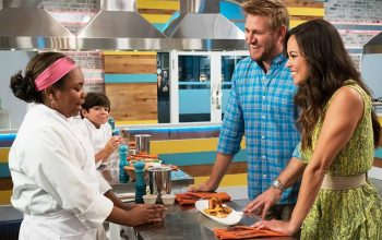 Top Chef Junior, Curtis Stone, Vanessa Lachey
