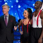 A short, athletes-only spring Dancing with the Stars