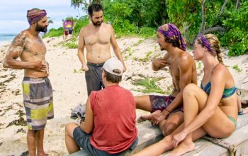 Survivor, Joe Mena, Mike Zahalsky, Lauren Rimmer, Devon Pinto, Ashley Nolan