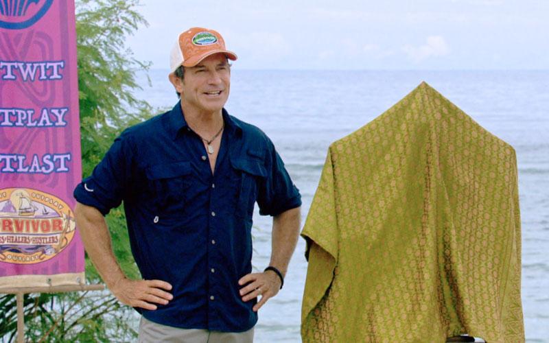 Survivor, Jeff Probst, mystery