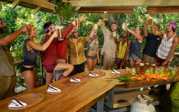 Survivor's merge arrives, and brings product placement with it