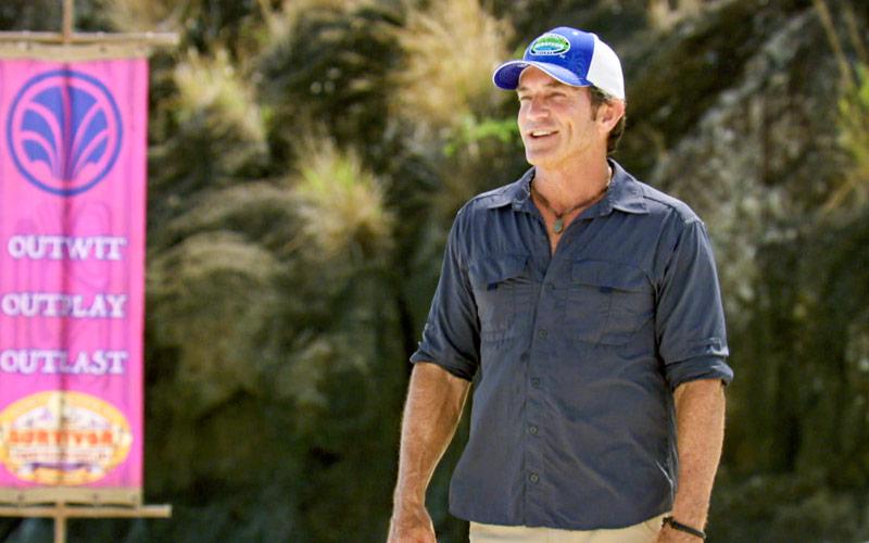 Jeff Probst's latest advice for applying to Survivor