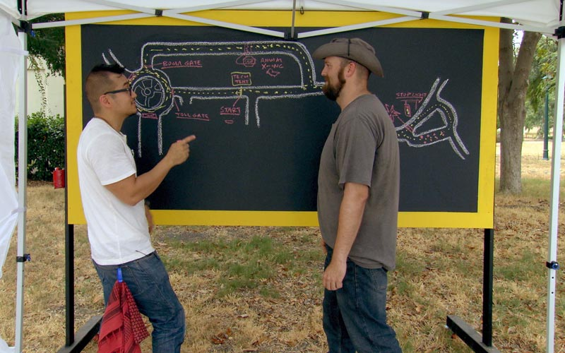 Mythbusters, Jon Lung, Brian Louden