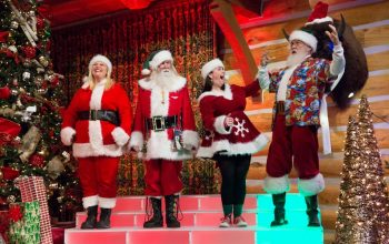 What happened to Santas in the Barn, the festive truTV competition