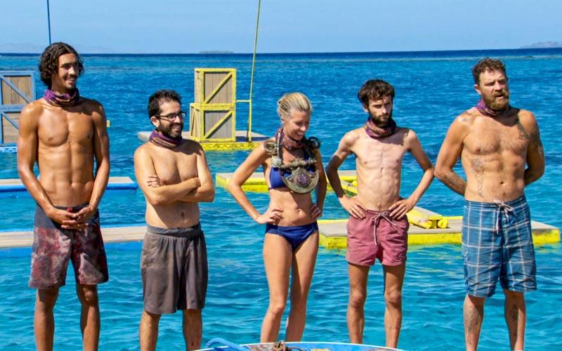 Survivor 35, Devon Pinto, Mike Zahalsky, Chrissy Hofbeck, Ryan Ulrich, Ben Driebergen