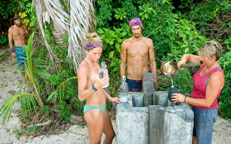 Survivor, Ben Driebergen, Ashley Nolan, Devon Pinto, Lauren Rimmer