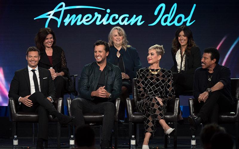 American Idol, TCA, January 2018
