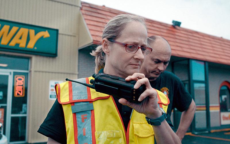 Jan Rader, Heroin(e), Netflix