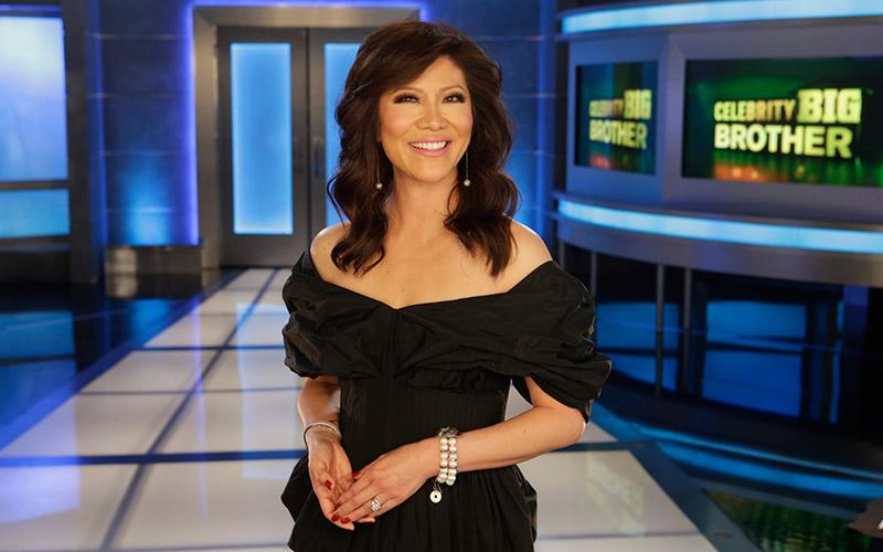 Julie Chen, Celebrity Big Brother
