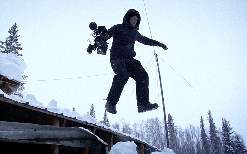 Life Below Zero's showrunner on the challenges of filming while frozen