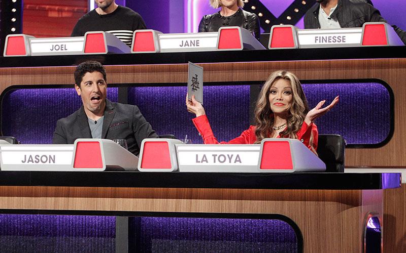 Match Game, Jason Biggs, La Toya Jackson