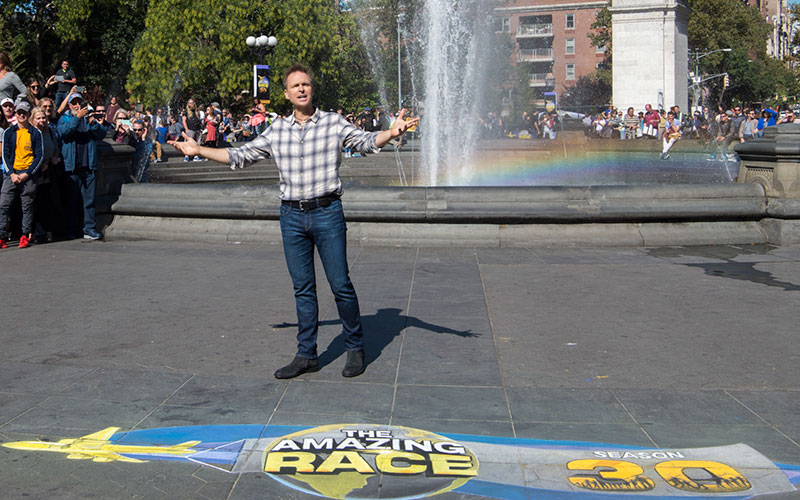 Phil Keoghan, Amazing Race season 30