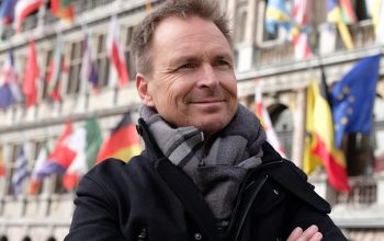 Phil Keoghan is the new host of National Geographic's Explorer