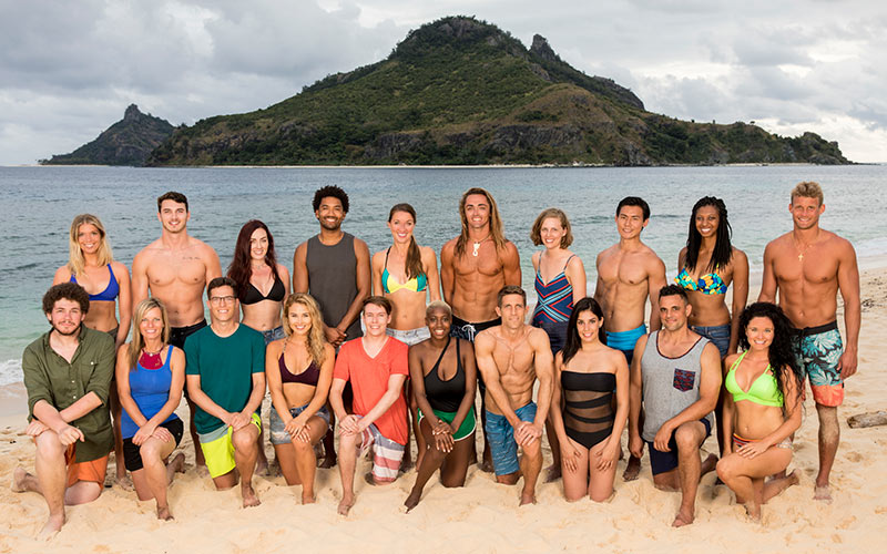 Survivor Ghost Island cast
