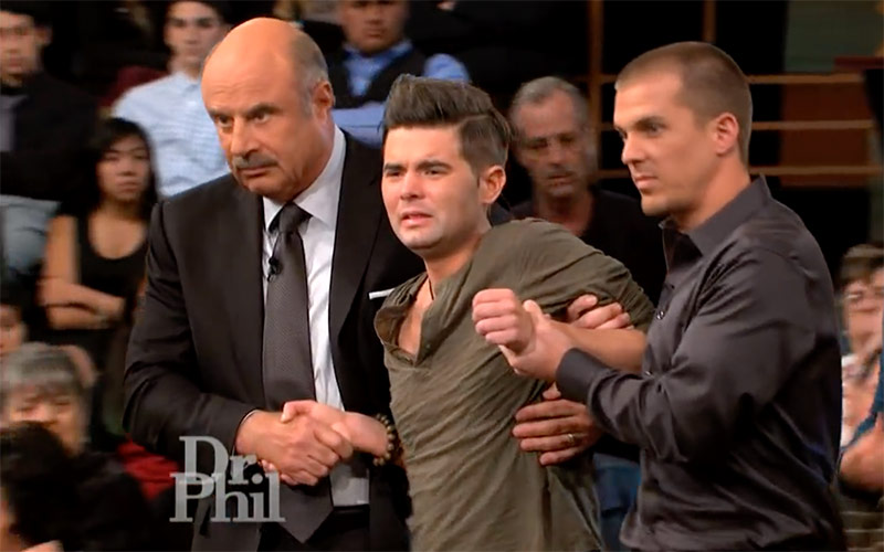 Todd Herzog Says The Dr Phil Show Gave Him Vodka Reality Blurred