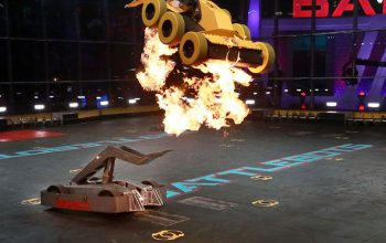 BattleBots is being resurrected again, this time by Discovery and Science