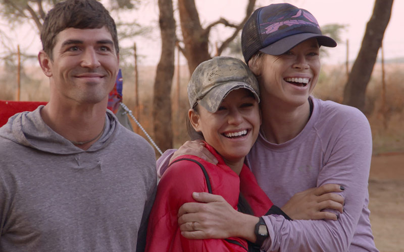 Cody, Jessica, Kristi, Amazing Race 30