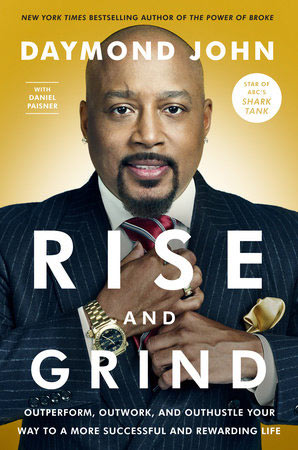 Daymond John, Rise and Grind book