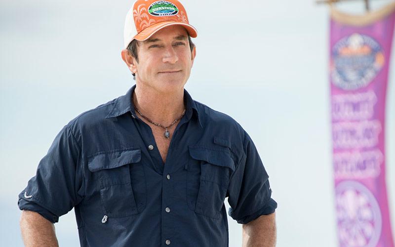 Jeff Probst, Survivor Ghost Island