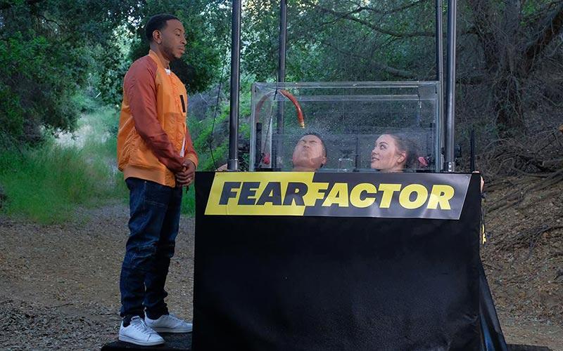 Ludacris, MTV Fear Factor, season one