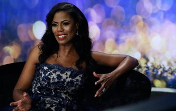 Omarosa is back in the Celebrity Big Brother house