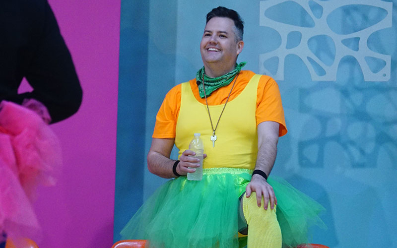 Ross Matthews, Celebrity Big Brother, Bowlerina