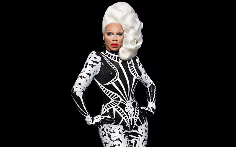 RUPAUL'S DRAG RACE Season 10 To Premiere on VH1 This March