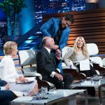 Why Shark Tank changed its sharks' seats and set
