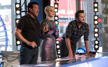 American Idol, Lionel Richie, Katy Perry, Luke Bryan