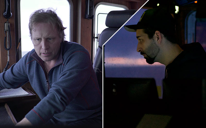 Deadliest Catch season 14, Sig Hansen, Josh Harris