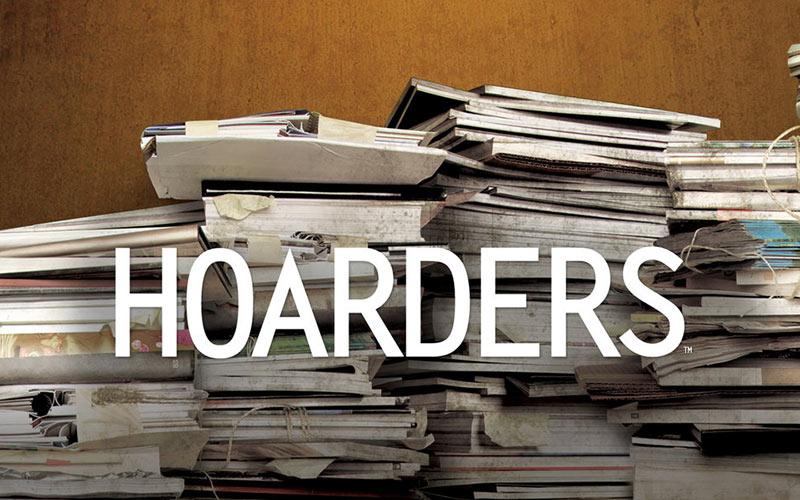 Hoarders logo