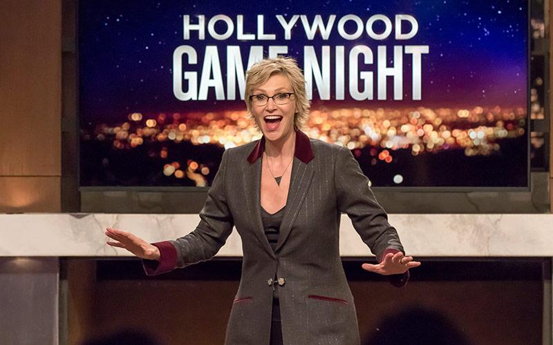 Jane Lynch, Hollywood Game Night