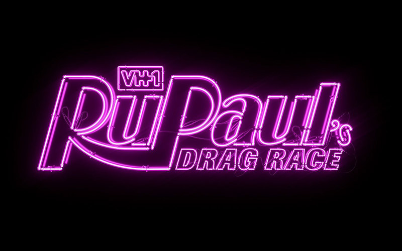 RuPaul's Drag Race season 10 logo