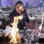 Alex Guarnaschelli, Iron Chef America