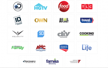 HGTV = 766 hours of new TV this year. Food Network and ID = 650 hours each. Discovery = 448 hours