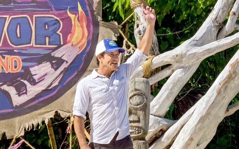 Jeff Probst, Survivor Ghost Island, episode 9