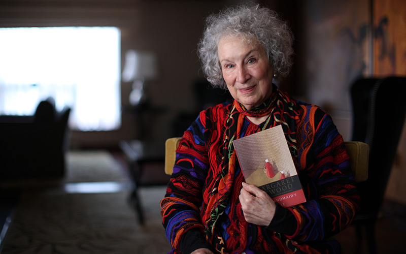 Margaret Atwood, Great American Read