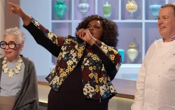 Nailed It, Sylvia Weinstock, Nicole Byer, Jacques Torres